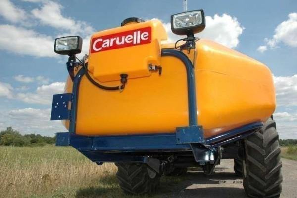 Caruelle opryskiwacze zawieszane zbiornik na przedni TUZ