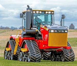 Versatile Ciągnik rolniczy przegubowy gąsienicowy DT
