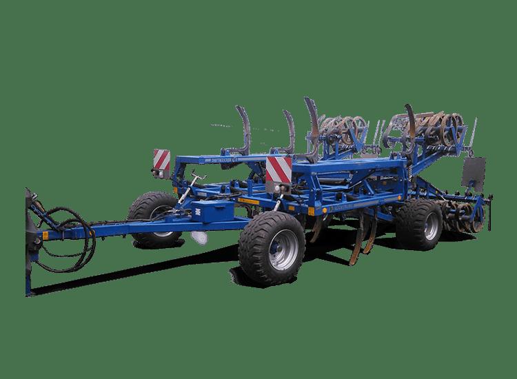 Agregat uprawowy Kockerling Quadro 400