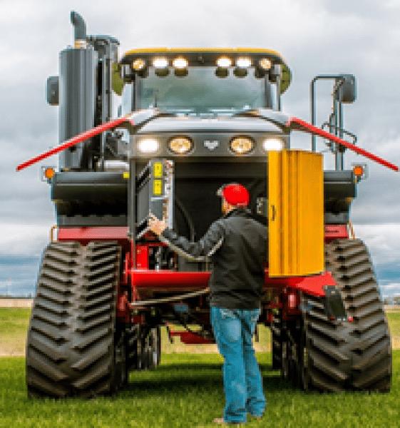 Serwis ciągników rolniczych